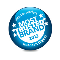 Most Trusted Brands 2013