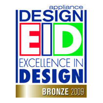 Appliance Design, EID = Excellence in Design, Bronze für Kleingeräte