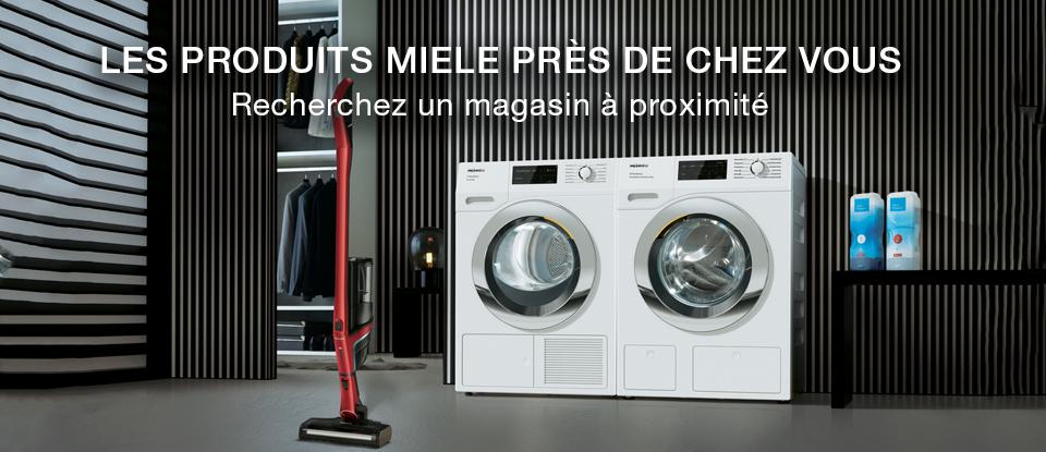 Bienvenue chez Miele l Site Officiel Electroménager premium