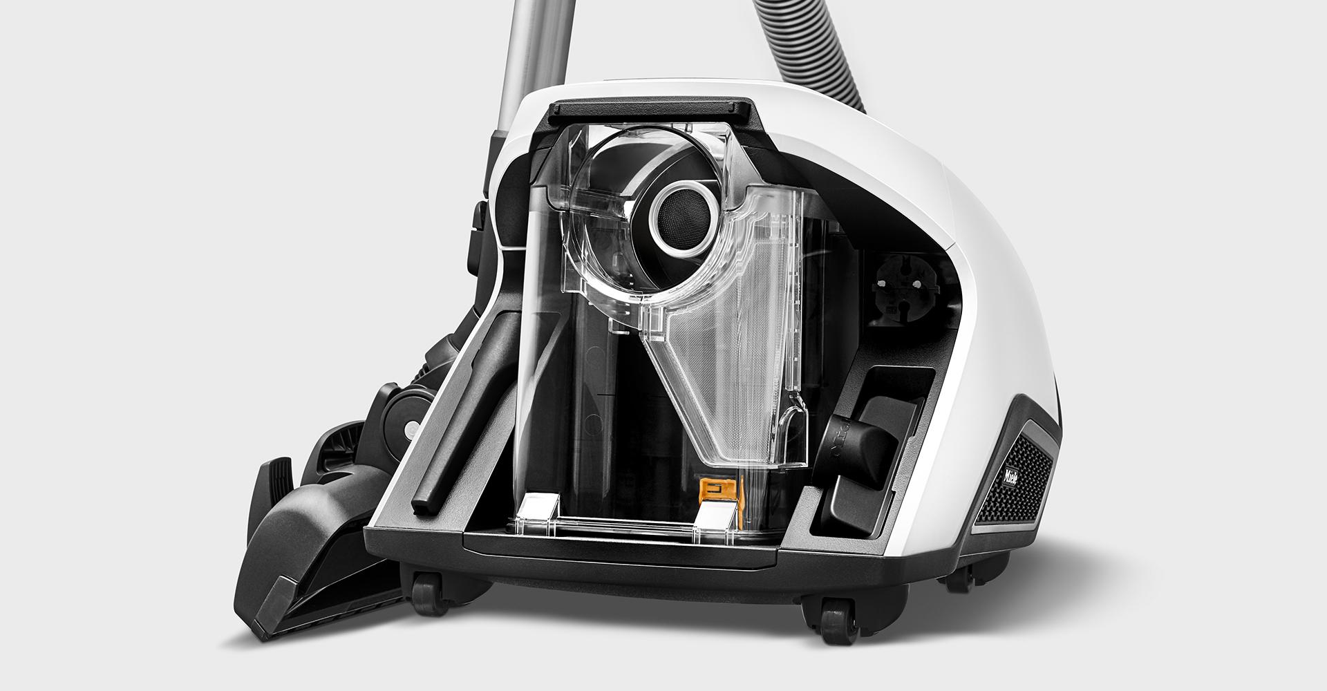 Blizzard cx1 de miele le premier aspirateur sans sac de miele - Aspirateur miele sans sac ...