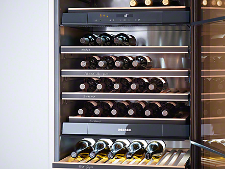 zones de temp rature r frig rateurs cong lateurs et caves vin. Black Bedroom Furniture Sets. Home Design Ideas
