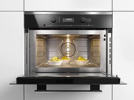 Miele micro ondes m 6260 tc micro ondes encastrable - Mobiletto per forno microonde ...