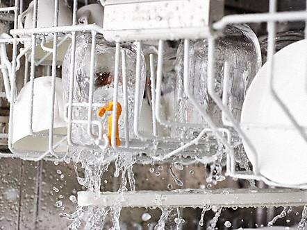 Lavage eau renouvell e partir 6 5 l conso eau lave for Lave vaisselle le plus economique
