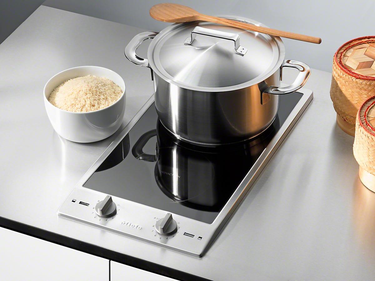 miele tables de cuisson cs 1212 1 i l ment proline. Black Bedroom Furniture Sets. Home Design Ideas