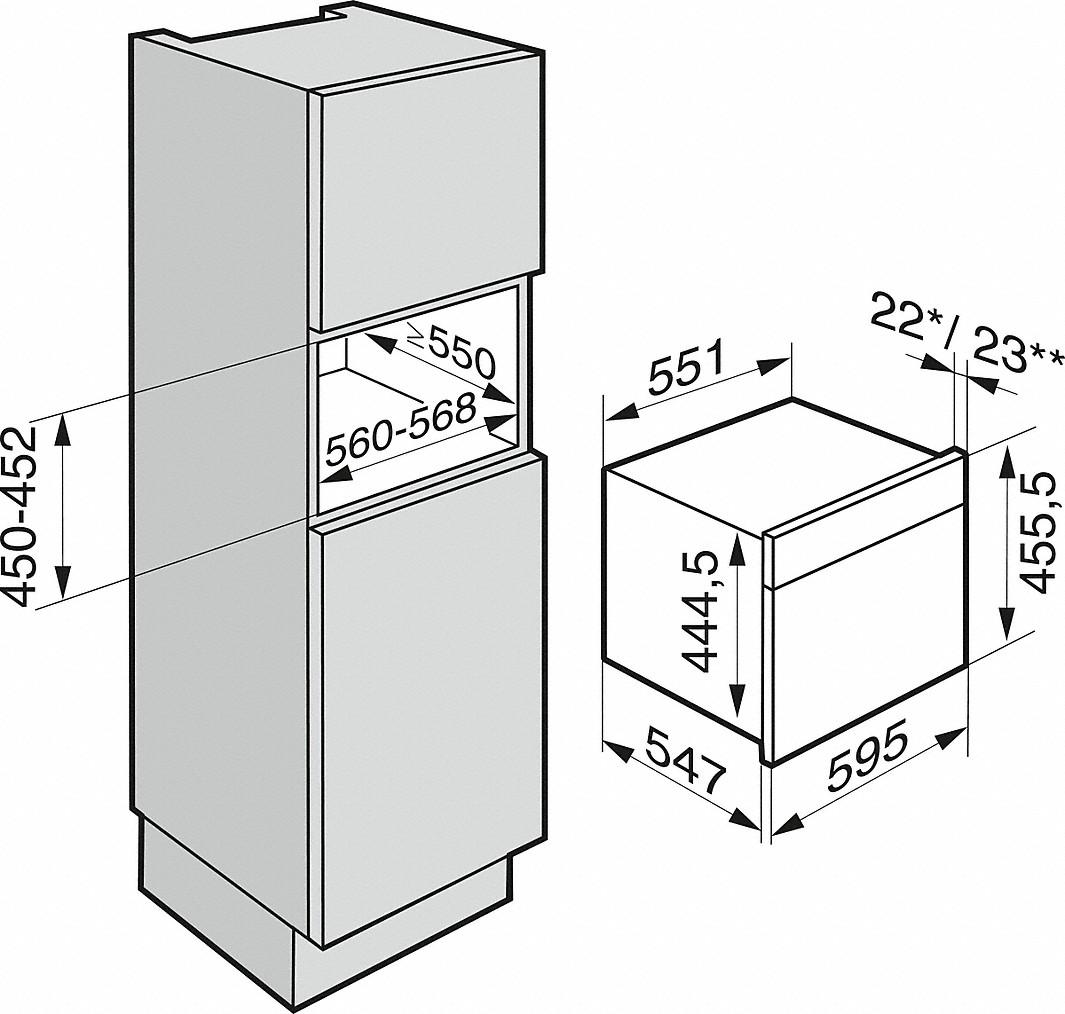 miele four vapeur dgm 6600 four vapeur micro ondes. Black Bedroom Furniture Sets. Home Design Ideas
