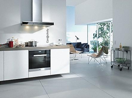 miele ventilateurs et hottes de plafond pour la cuisine miele. Black Bedroom Furniture Sets. Home Design Ideas