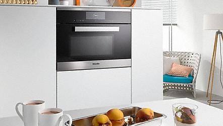miele four vapeur micro ondes pour une cuisine rapide miele. Black Bedroom Furniture Sets. Home Design Ideas