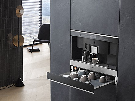 Built In Coffee Makers For Kitchens