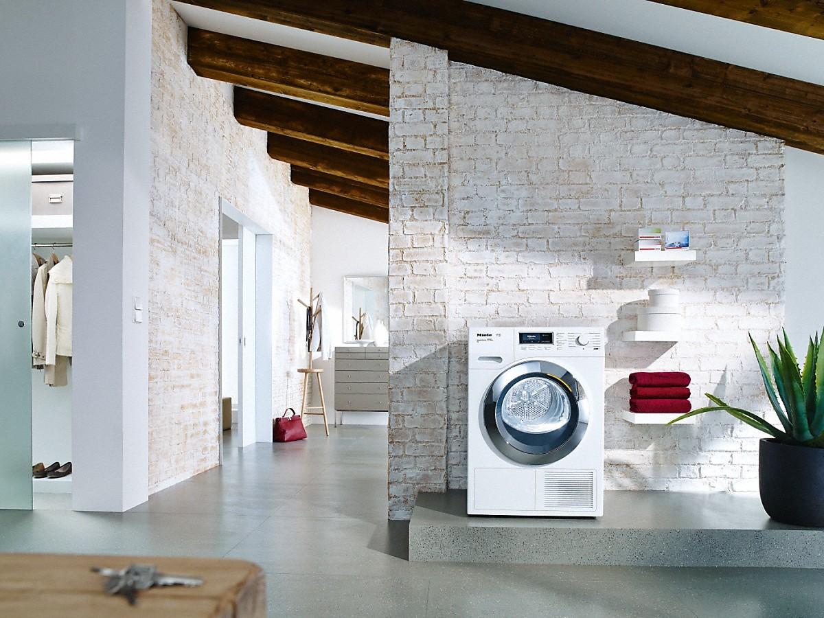miele tkr850 wp sfinish eco xl s che linge pompe chaleur t1. Black Bedroom Furniture Sets. Home Design Ideas