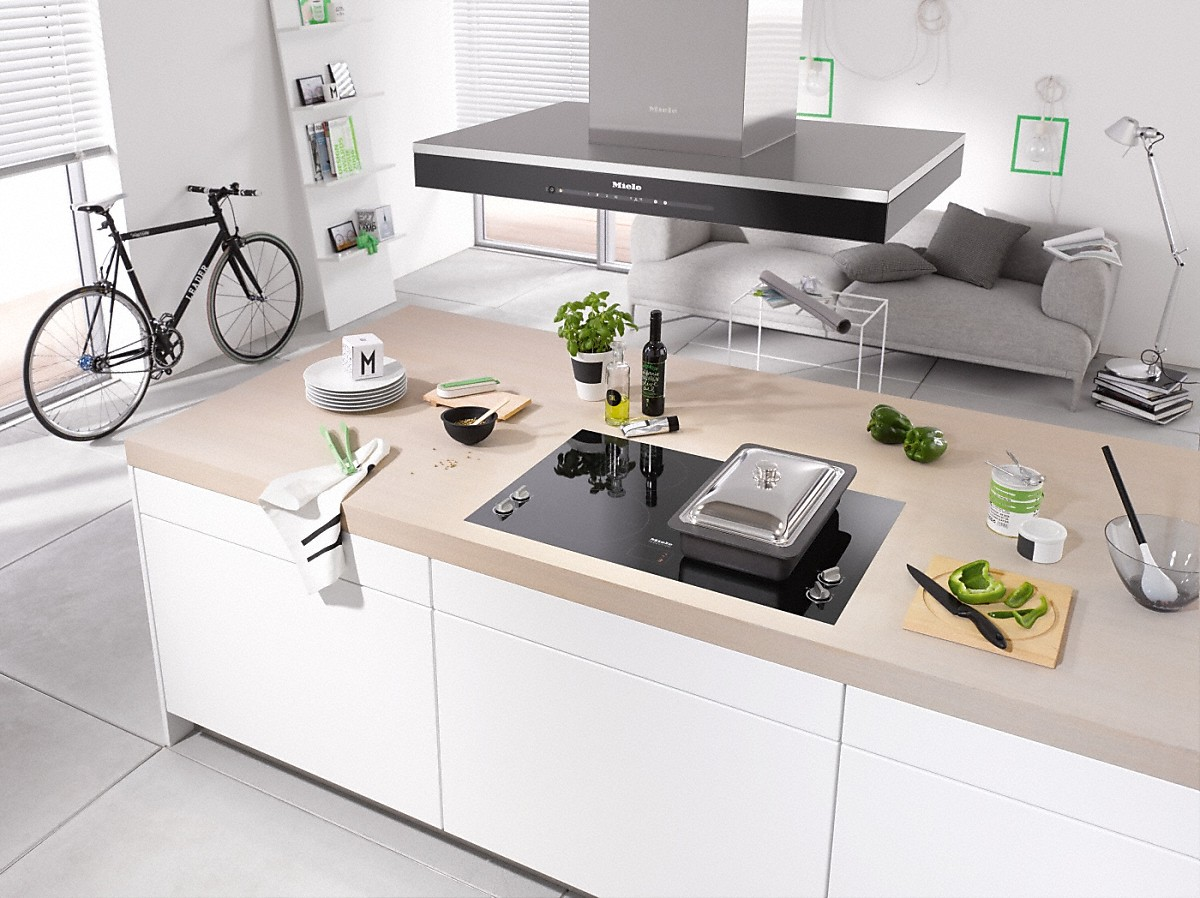 miele km 6362 1 table de cuisson induction. Black Bedroom Furniture Sets. Home Design Ideas