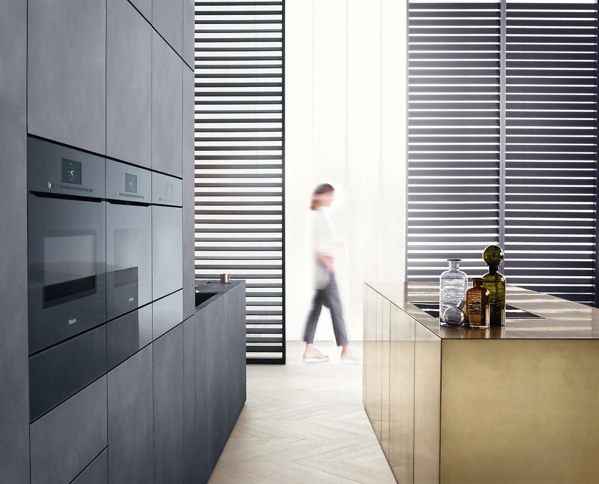 miele h 6860 bpx four sans poign e. Black Bedroom Furniture Sets. Home Design Ideas
