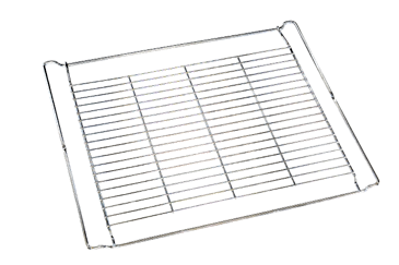 HBBR 71 - Grille d'origine Miele avec la finition PerfectClean.--NO_COLOR
