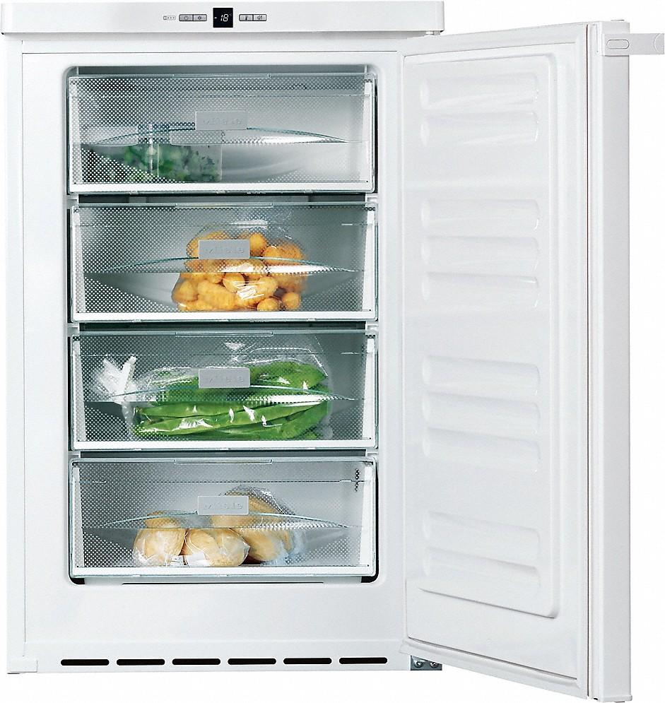 Miele f 12016 s 2 cong lateur posable - Refrigerateur avec tiroirs congelation ...