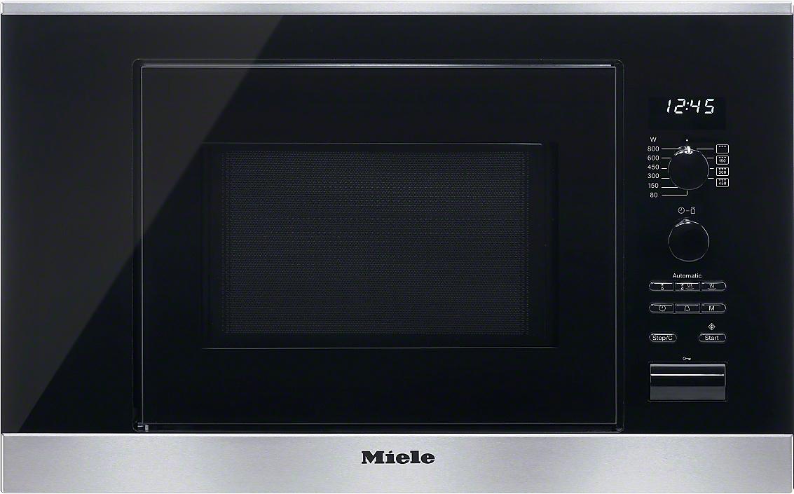 miele micro-ondes   m 6032 sc micro-ondes encastrable