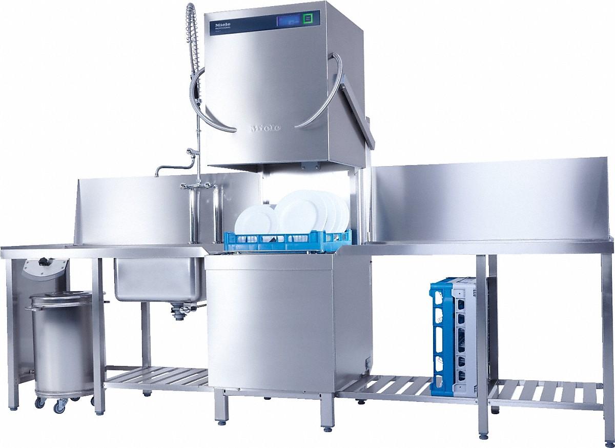 Miele pg 8172 lave vaisselle surchauffeur capot for Vaisselle hotellerie restauration
