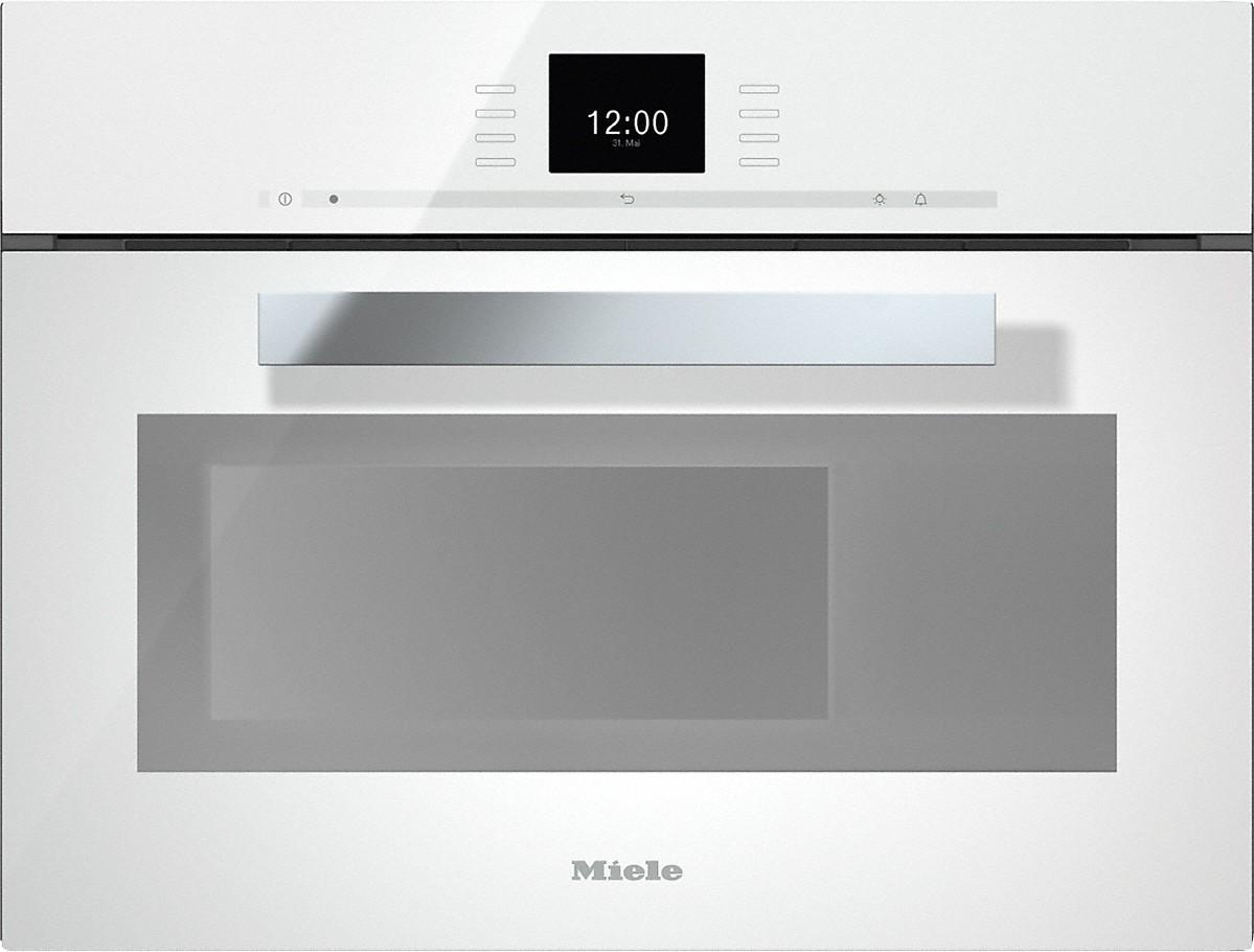 930639a8132443 DG 6600 - Fours vapeur encastrable écran avec affichage de texte et touches  sensitives pour un