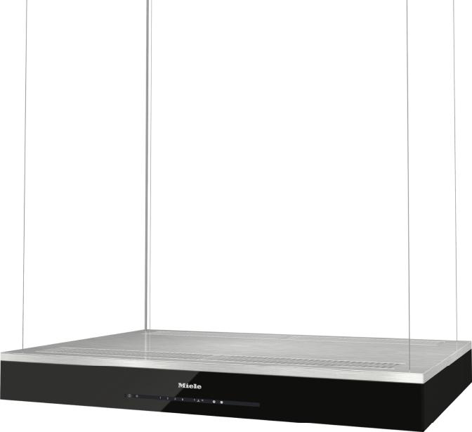Miele DA 6700 D Aura Edition 6000 Hotte pour îl