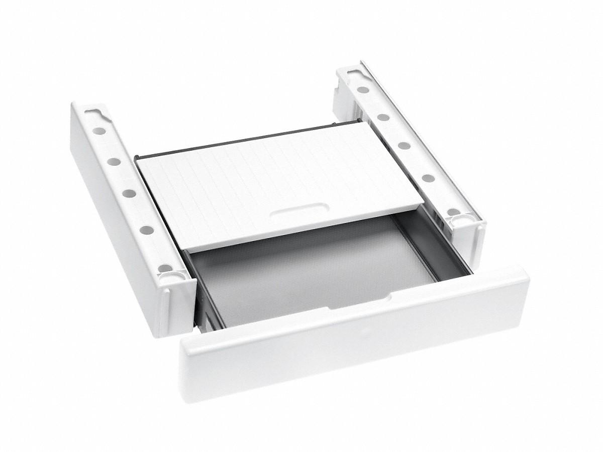 Machine À Laver Et Sèche Linge Intégré miele wtv 511 intercalaire lave-linge/sèche-linge