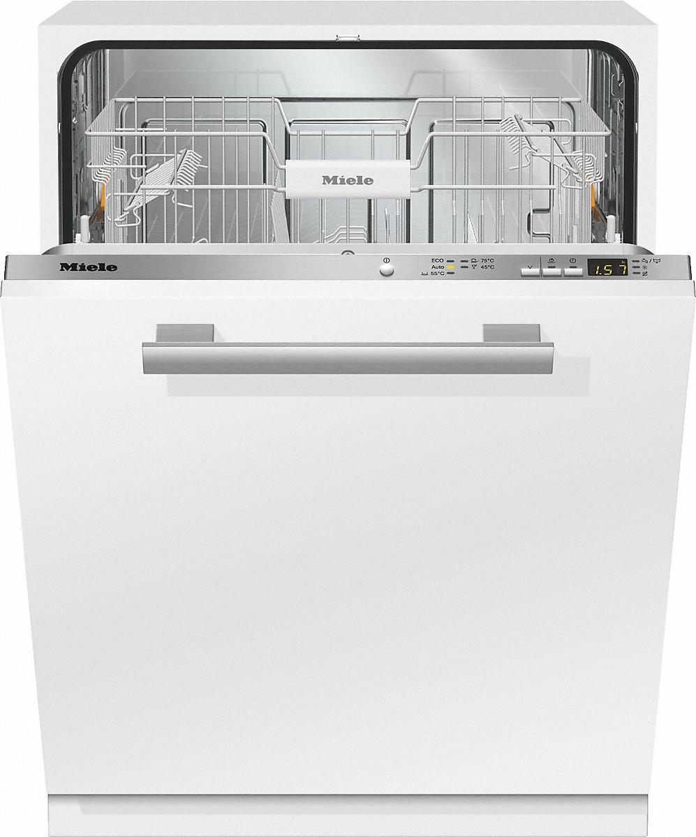 Miele g 4962 vi lave vaisselle totalement int grable for Installer lave vaisselle integrable