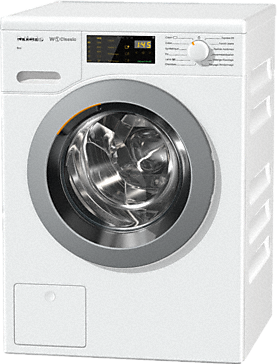 WDB004 Eco - Lave-linge à chargement frontal W1 Classic