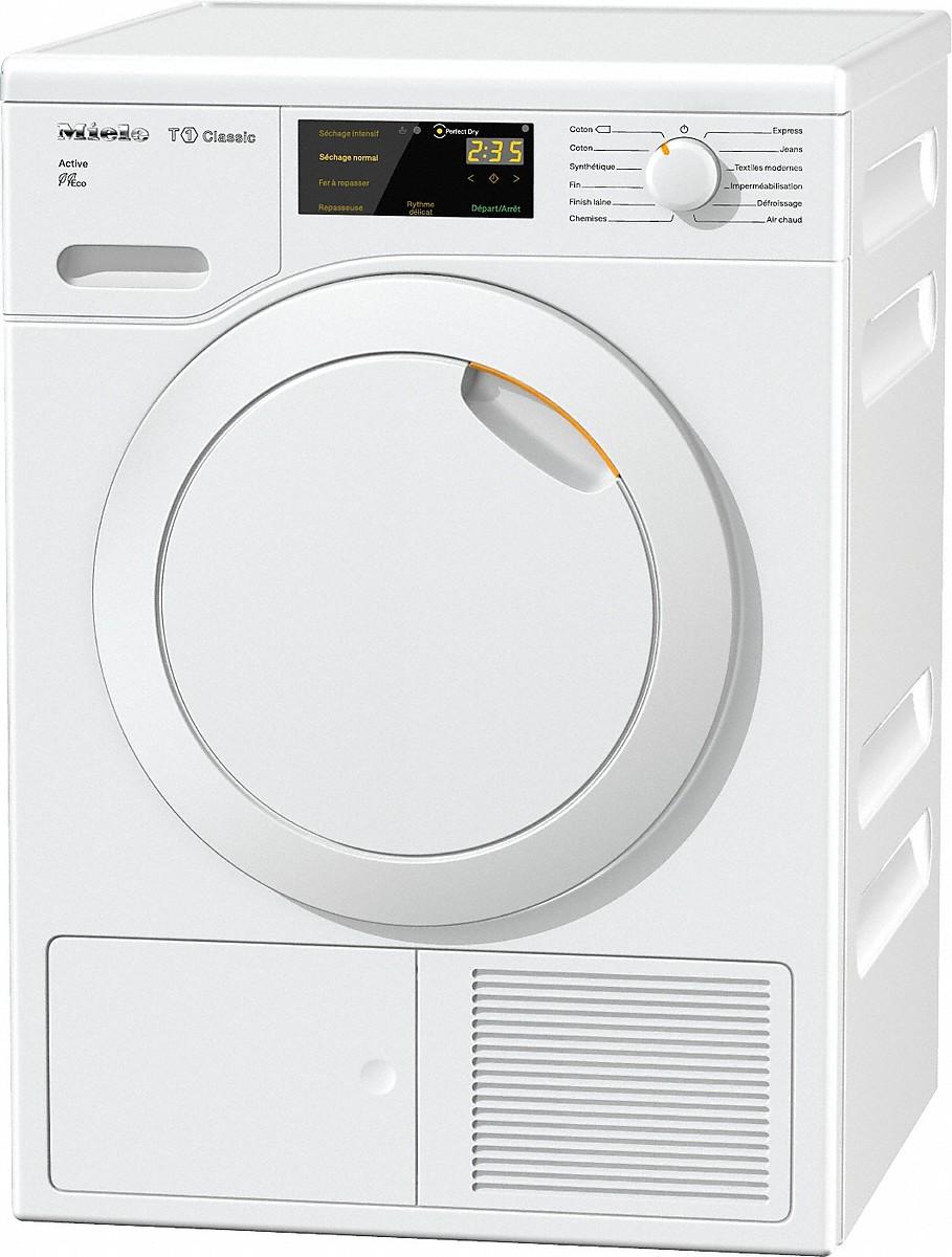 miele tdb220wp active s che linge pompe chaleur t1 classic. Black Bedroom Furniture Sets. Home Design Ideas